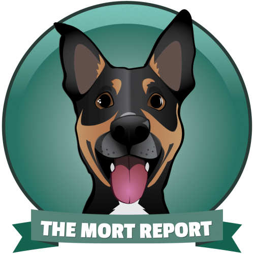 The Mort Report, as featured on DOGthusiast.