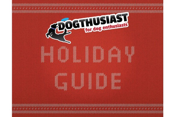 Cover photo produced for Dogthusiast holiday guide.