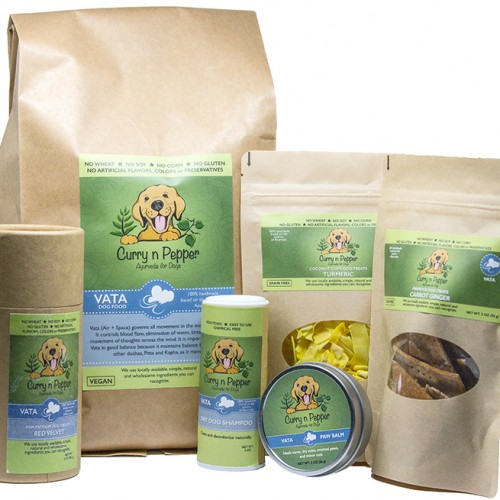 Curry n Pepper - Vata product line