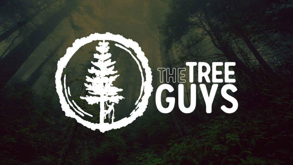 logo for tree services business