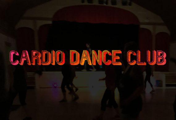 Cardio Dance Club logo set